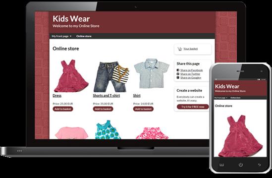 Make Your Own Free Online Store - SimpleSite Blog (EN) | Web Design & Business Website Tips