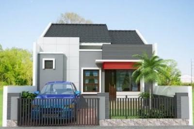aneka macam macam rumah minimalis tampak depan