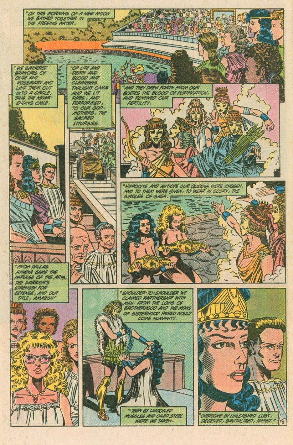 Read online Wonder Woman (1987) comic -  Issue #38 - 3