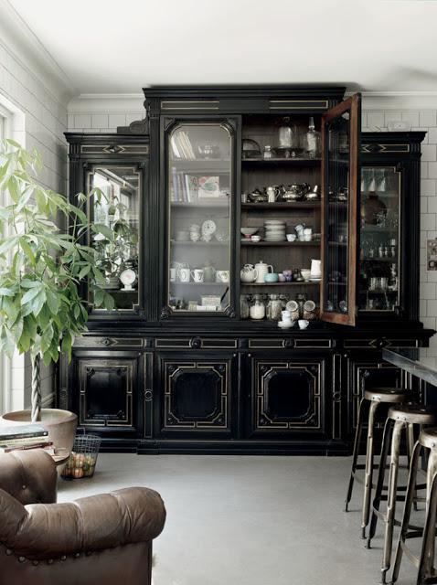 Vaisselier Interiors interior crisp, blog sur la décoration intérieure, des visites de