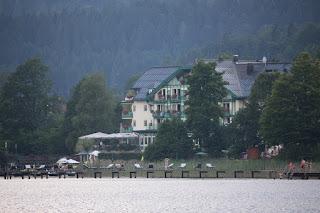 Hotel Seevilla in Altaussee, Daniel Craig