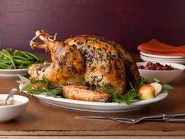 Thanksgiving Menu Ideas at Serenity Now