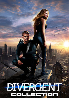 Divergent Coleccion DVD R1 NTSC Latino + CD