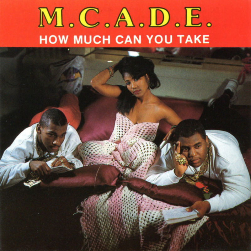 MC ADE - Da' Train