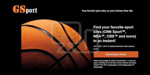 Go Get Sport (Adware)