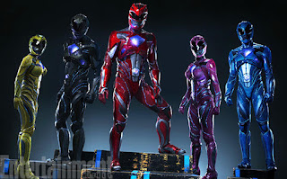 Power Rangers exclusive.. Here's your first look
