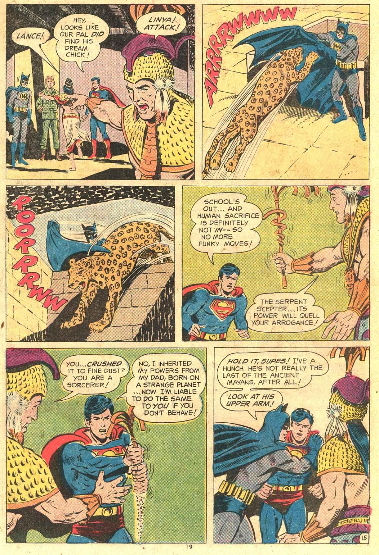 Read online World's Finest Comics comic -  Issue #230 - 18