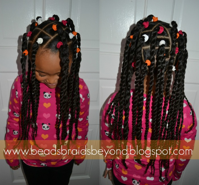 Little Black Girl Ponytail Styles