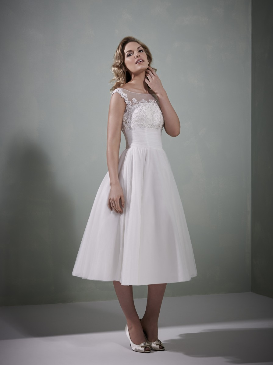 Dirty Fabulous Tea Length Wedding Dresses Just Arrived In Store