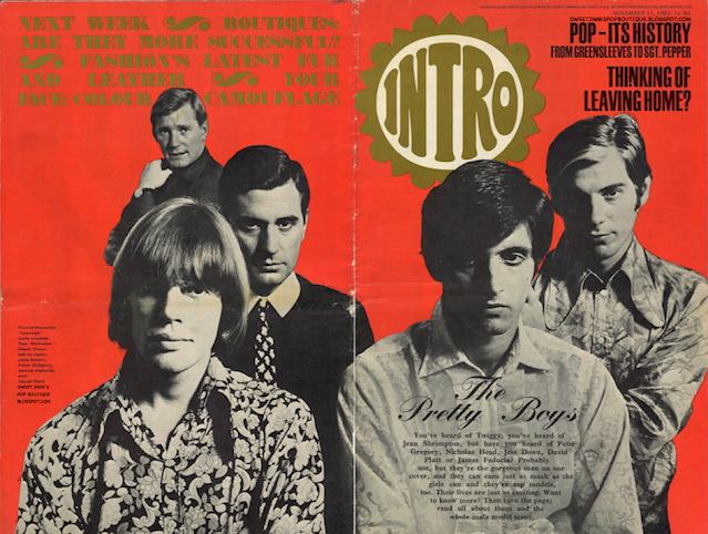 Intro Magazine 1967 Sweet Jane's Pop Boutique