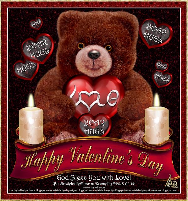 Valentine art by Artsieladie