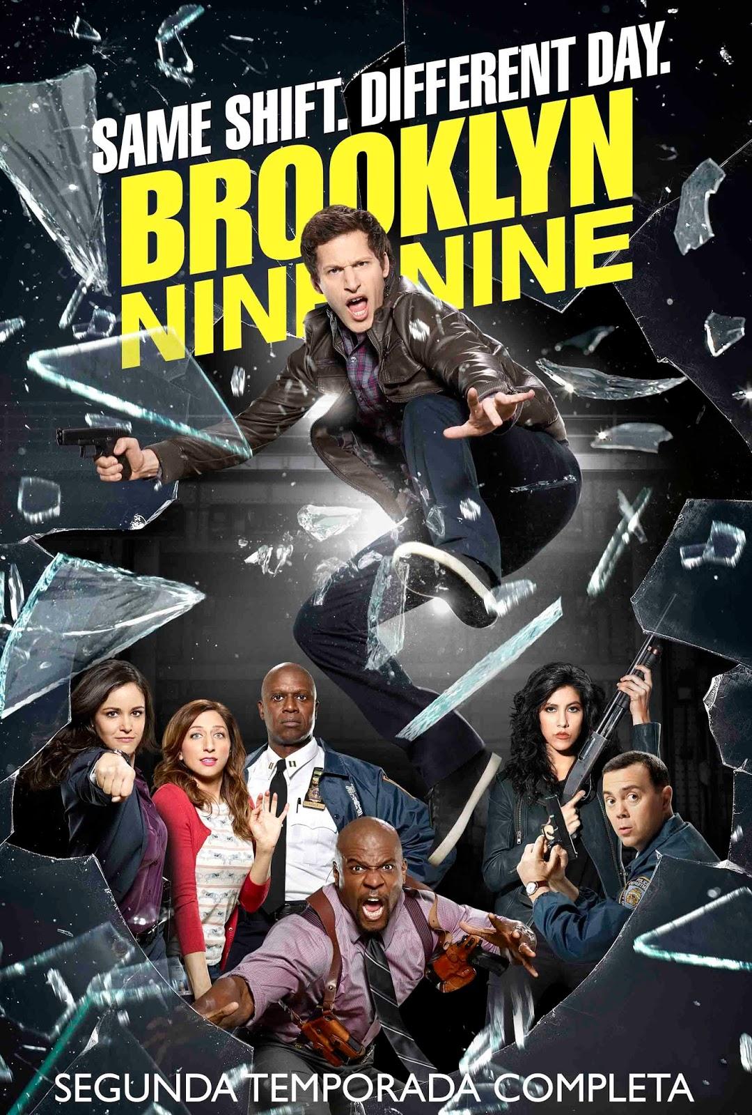 Brooklyn Nine-Nine 2ª Temporada Torrent - BluRay 720p Dublado