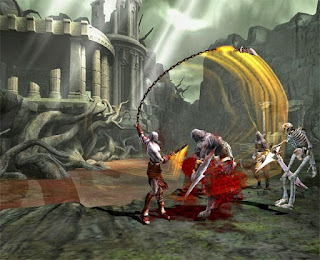 Free Download God of War II PS2 ISO For PC Full Version - ZGASPC