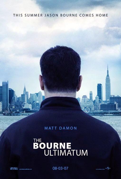 A Film A Day The Bourne Ultimatum 2007