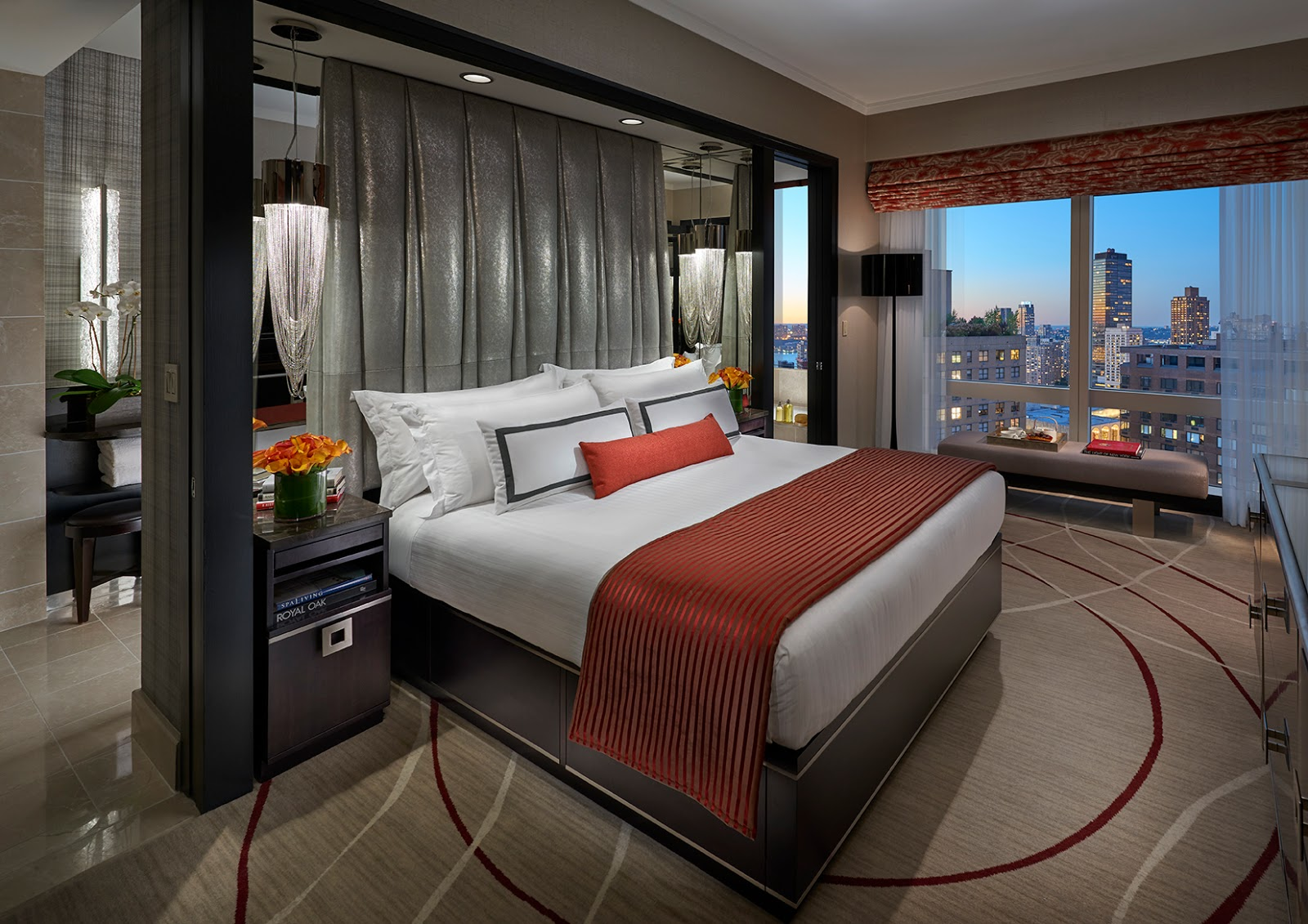 Mandarin Oriental, New York Shows OJ&B The #MOSuiteLife