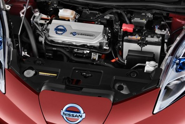 2016 Nissan Leaf Redesign