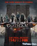 Thành Phố Tội Lỗi Phần 5 - Gotham Season 5