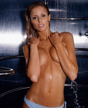 Advise paige butcher topless you