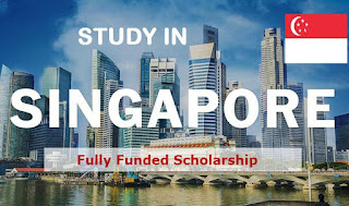 Singapore International Graduate Award 2018