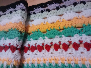 picture crochet blanket stitch