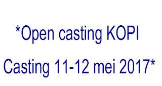 Selamat malam teman-teman sebuah ph. ternama mengadakan open casting gratis..ya itu produc kopi..nama kopinya belom tau pastinya rahasia,,karna sebelum tayang tidak boleh tau nama producnya,,semoga paham ya,,,,nanti di denda jadi jangan banyak tanya ya kalau mau casting datang aja sesuai karakter atau kirim photo dulu ke Whatsap cek di menu atas Contac Us..baiklah semoga anda tertarik dengan info casting tgl 11-12 nanti kalau di perpanjang akan di info kan oke,,,,silahkan di simak di bawah ini,,,cekkedootttt   *Open casting kopi*  Supporting talent krn main nya artis.  Tlg krm talent:  - ABG CEWEK 18-22yo. CANTIK PUTIH INDO. gigi rapi. Kelas A. 160-165cm. Baju urban modis. Wrn pastel. Pake sepatu. Pokonya MODIS DAN KEREN.  - ABG COWOK. 18-22yo. CAKEP PUTIH INDO. gigi rapi. Kelas A. 170-173cm. Baju modis keren. Pake sepatu.  Note:  - TIDAK BOLEH PERNAH IKLAN MINUMAN KOPI Kapanpun. tidak boleh pernah iklan minuman dalam waktu 3 tahun terakhir.  - Fee Rp 12jt potong pajak  - all media termasuk cinema, exclude billboard.  Casting 11-12 mei 2017 jam 12-20 di C2 jalan kemang selatan I no.10C.  Shooting tgl 23 mei 2017.  *Terimakasih dari FCM agency*