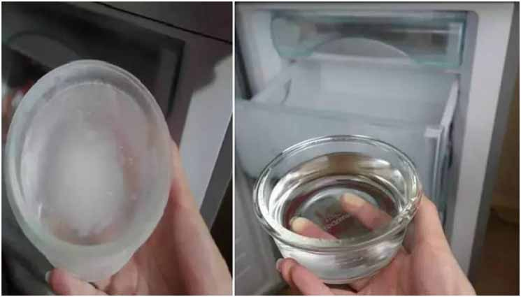 Hanya Letakan Mangkuk Diisi Air Di Dalam Kulkas Ternyata Bisa Menghemat Listrik Dua Kali Lipat Dan Kulkas pun Jadi Awet!