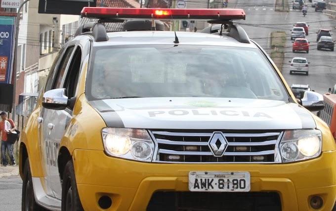 Rapaz de 31 anos é preso pela PM no Arapongas