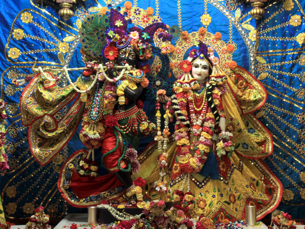 Lord Radha Krishna Iskcon Lord Radha Krishna Hindu God
