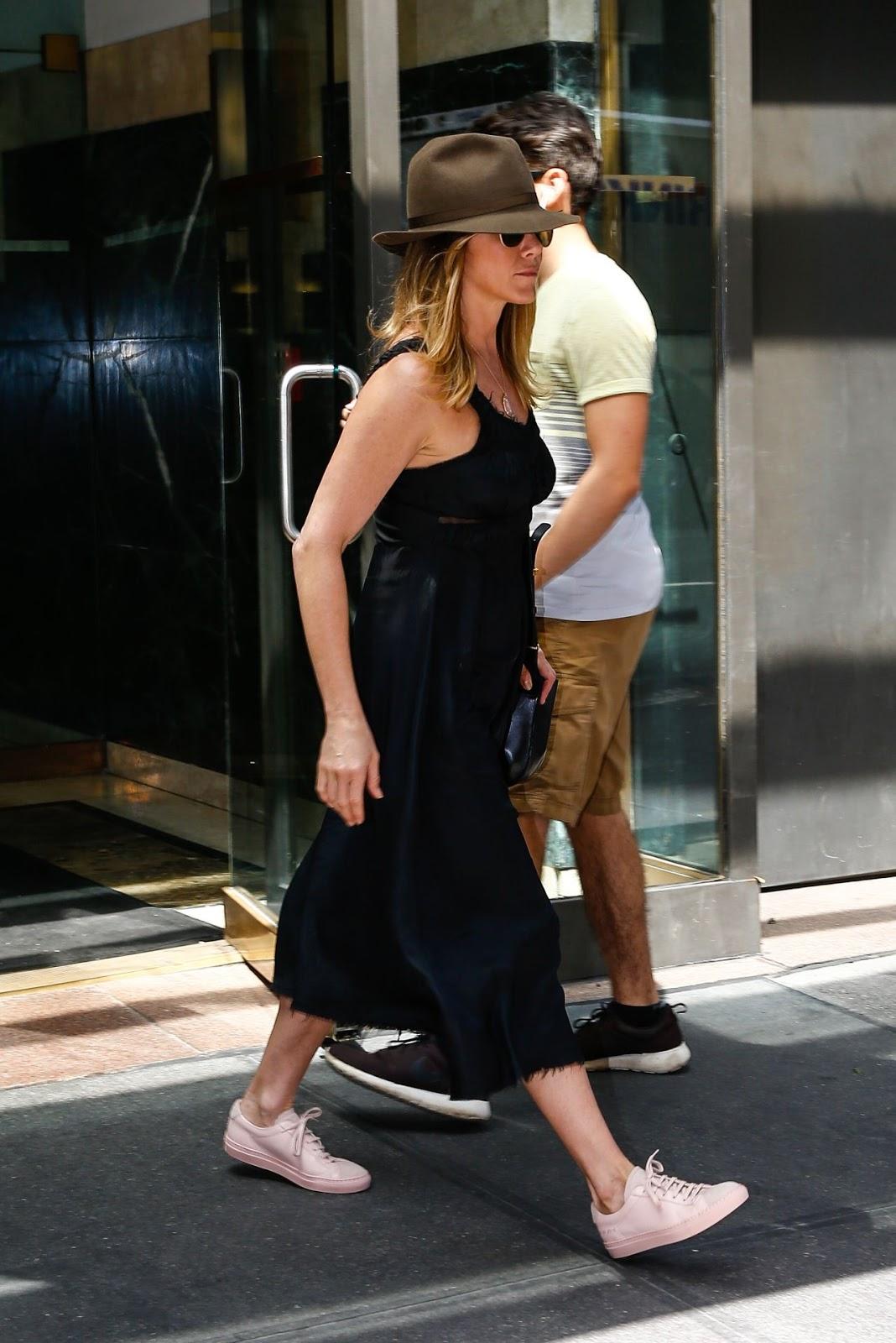 A Fashionable Life Sean Fox Zastoupil Jennifer Aniston Fashion Icon