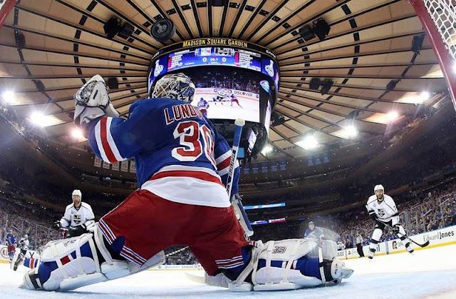 Jogos do New York Rangers em Nova York