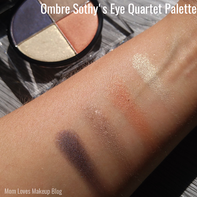 ombre sothys eye quartet palette swatch