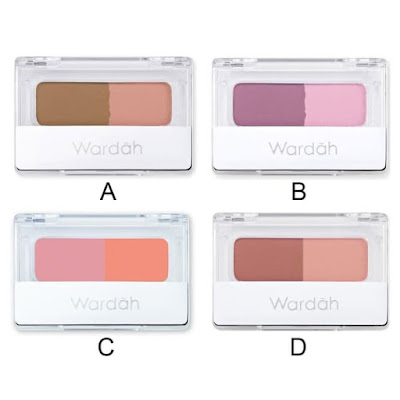 Paket Blush On Wardah