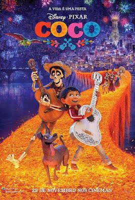 #Filmes - Coco