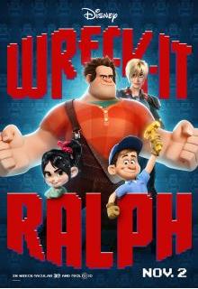 Download Film Wreck-It Ralph (2012) BluRay 720p Ganool Movie