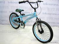 Sepeda BMX GoodWay Vertigo 20 Inci