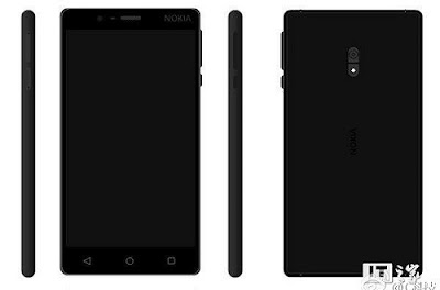 Nokia-D1C-black