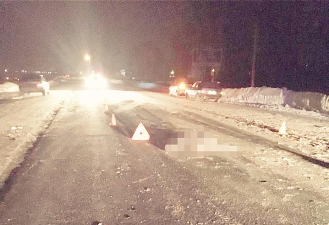 В Благовещенском районе под колёса иномарки попал пешеход.