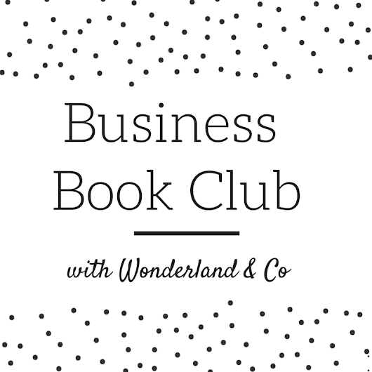 The Business Book Club: Vol. 1