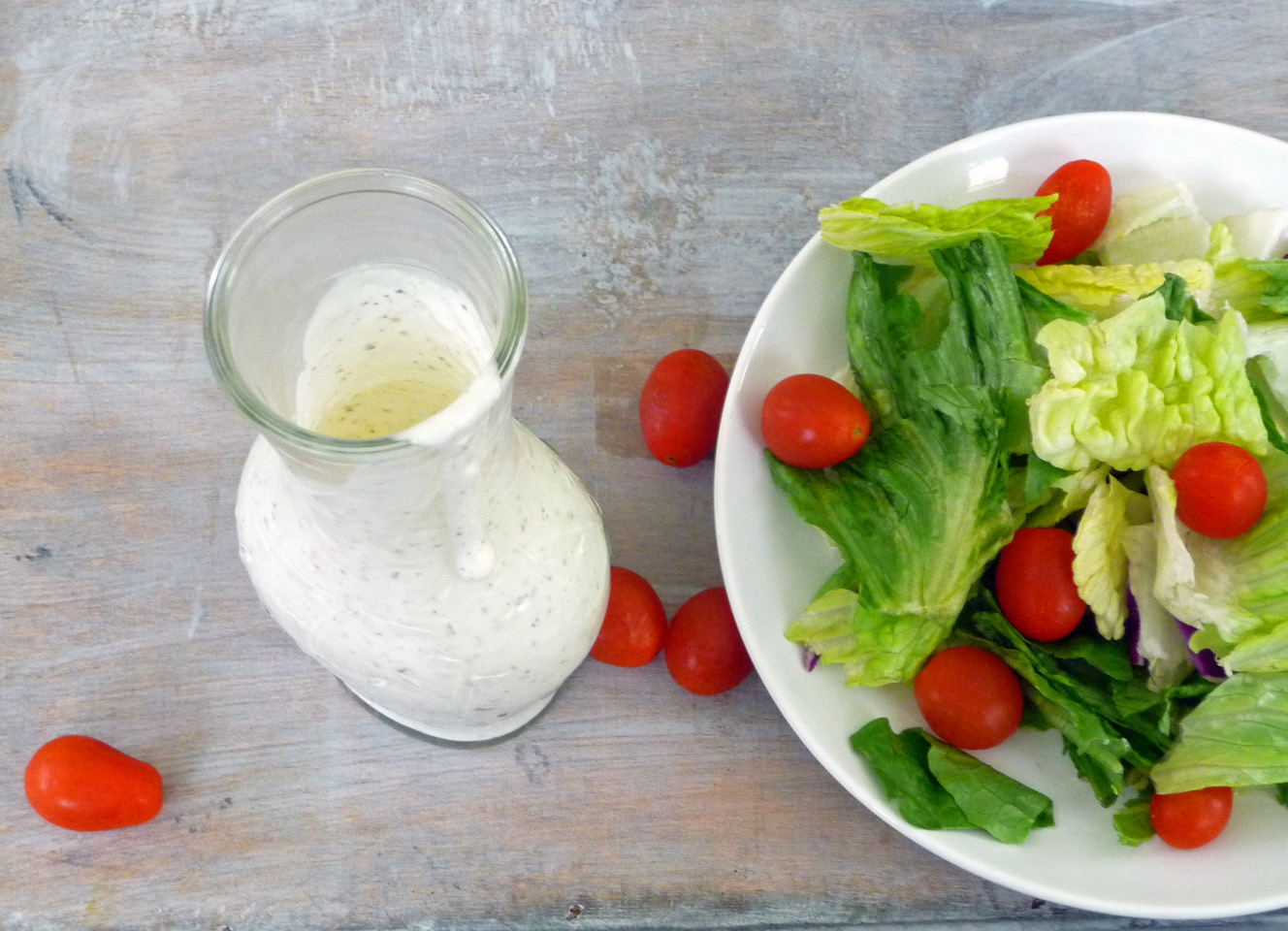 Creamy Italian Dressing | by Life Tastes Good