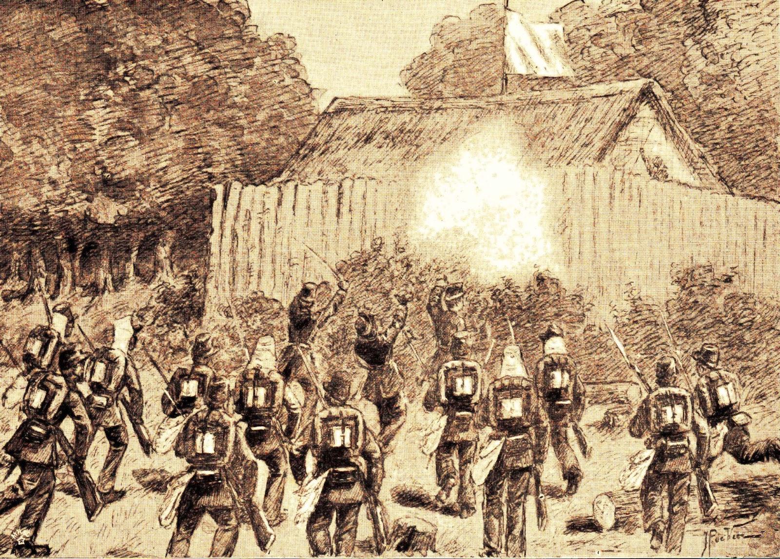 Gambar Pahlawan Nasional Sebelum Tahun 1908