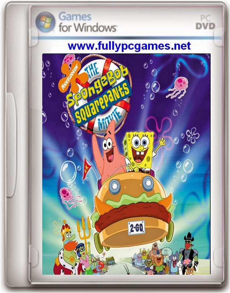The Spongebob Squarepants Movie Game - Free Download Full ...