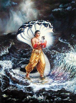 Sejarah Lahirnya Dewa Krisna : sejarah, lahirnya, krisna, Menguak, Misteri, Kelahiran, Krishna, Sanatana, Dharma, Indonesia