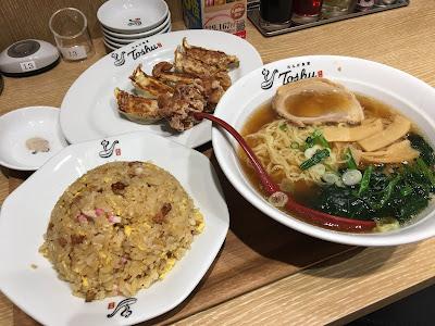 れんげ食堂Toshu(東秀)のフルセットランチ