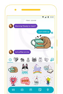 Google-Allo-stickers