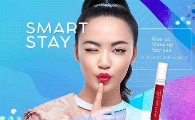 Review Sulamit Smart Stay Matte Finish Lippaint - Stay Nice