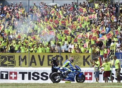 Catalunya Bakal Menguning, Tapi Bukan Fans Rossi