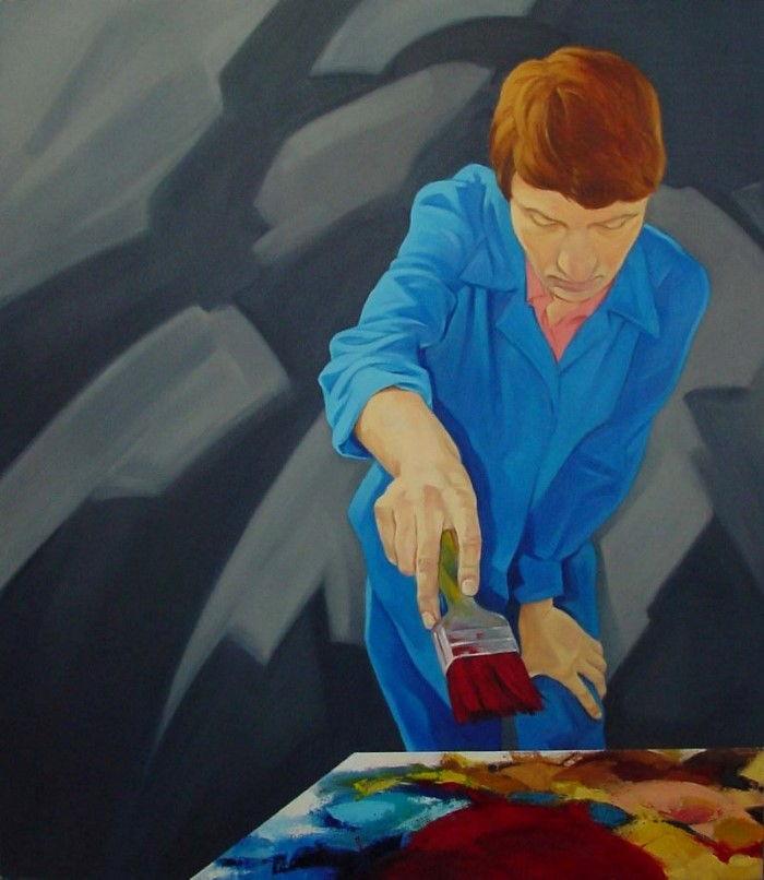 Польский художник