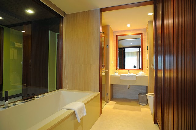 bathroom recessed lighting design ideas