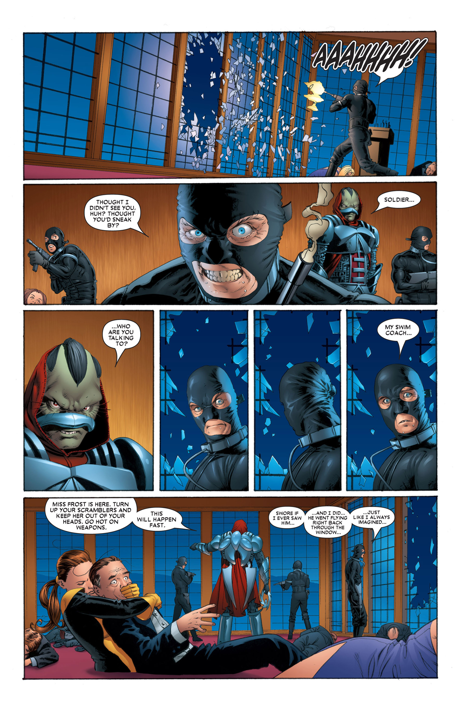 Astonishing X-Men (2004) issue 2 - Page 8
