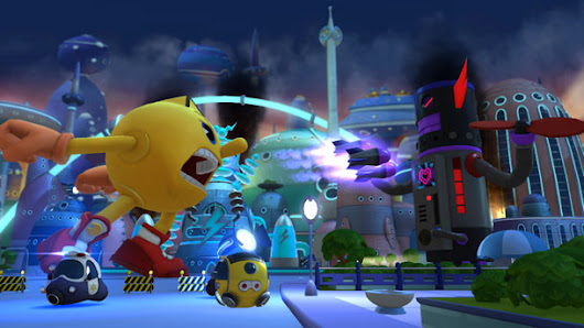 Pac-Man é o novo lutador de Super Smash Bros. for 3DS & Wii U
